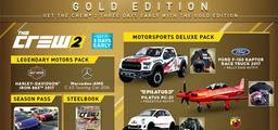 The Crew 2 - Gold Edition - Steam