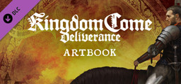Kingdom Come Deliverance - Art Book - Steam