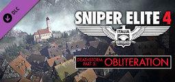 Sniper Elite 4 - Deathstorm Part 3 Obliteration - Steam