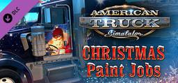 American Truck Simulator - Christmas Paint Jobs Pack - Steam
