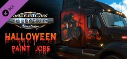American Truck Simulator - Halloween Paint Jobs Pack - Steam