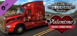 American Truck Simulator - Valentine's Paint Jobs Pack - Steam
