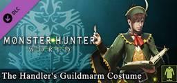 Monster Hunter World - The Handler's Guildmarm Costume - Steam