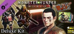 Monster Hunter World - Deluxe Kit - Steam