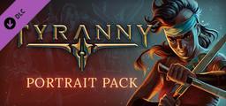 Tyranny - Portrait Pack - Steam