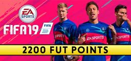 Fifa 19 2200 Fut Points