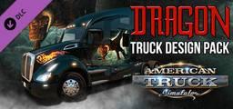 American Truck Simulator - Dragon Truck Design Pack - Steam