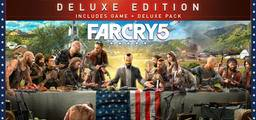 Far Cry 5 - Deluxe Edition Uplay