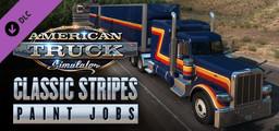 American Truck Simulator - Classic Stripes Paint Jobs Pack - Steam