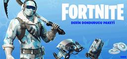 Fortnite Deep Freeze Derin Dondurucu Paketi