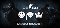CSGO - 1500 Övgü Boost