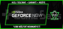 Geforce Now Founders Edition + Steam Key Hediyeli