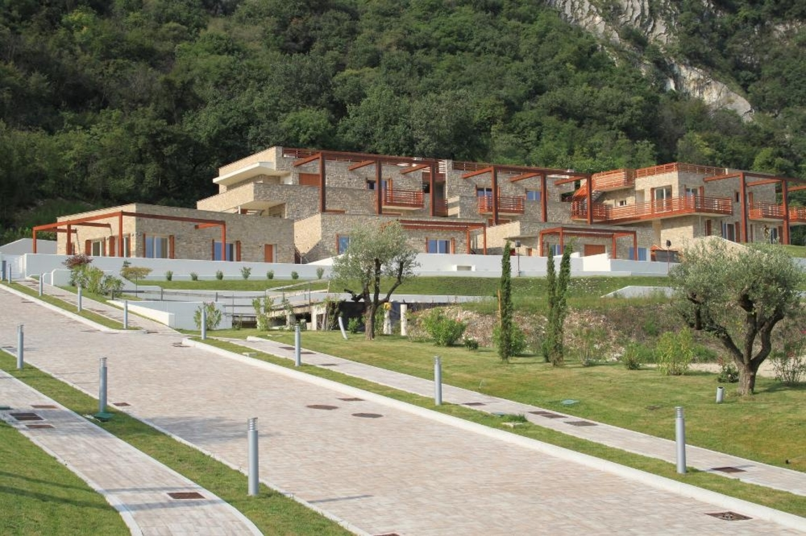 residential complex in Sarnico