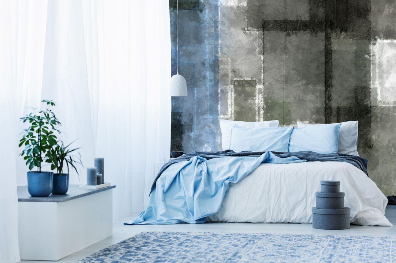 טפטים לחדרי שינה