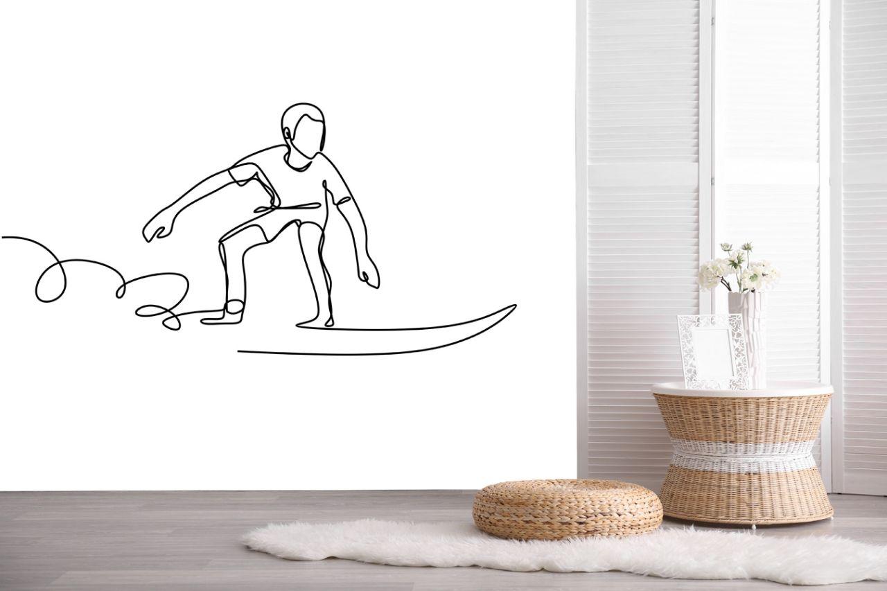טפטים לחדרי נוער – ספורט גלישת גלים
