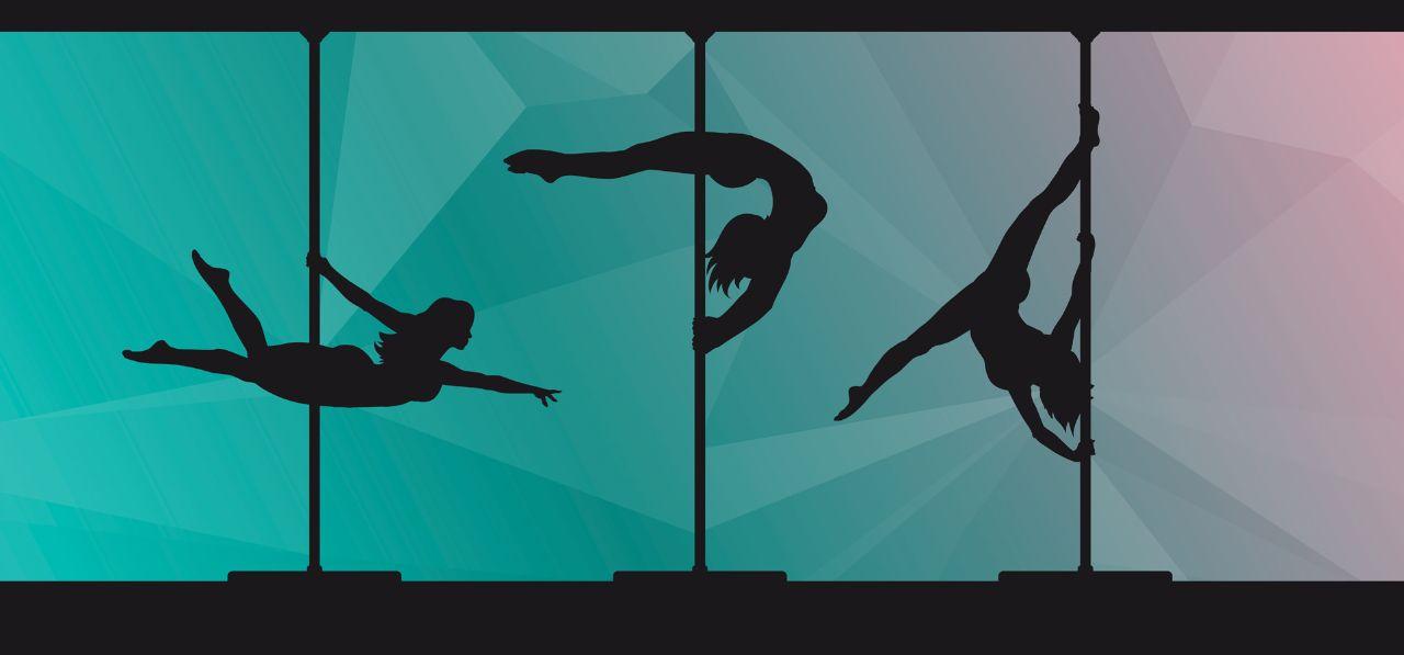 טפטים לחדרי נוער – ספורט ריקוד על עמוד