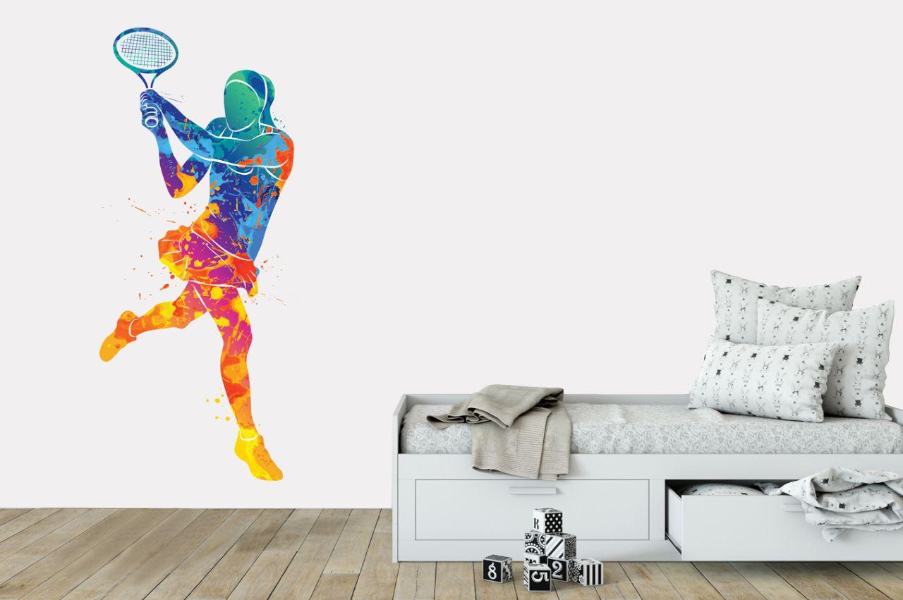 טפטים לחדרי נוער – ספורט טניס