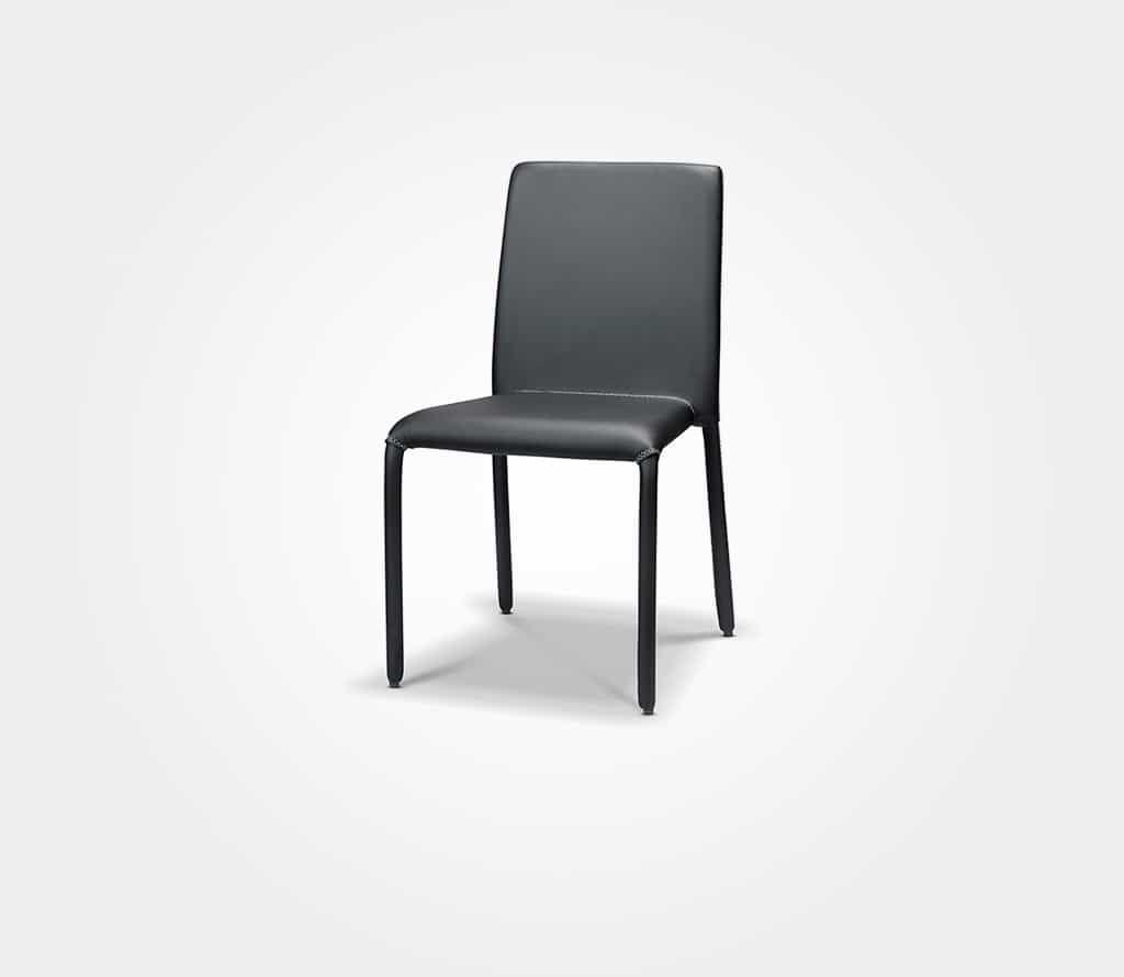 כסא Dora-L שחור