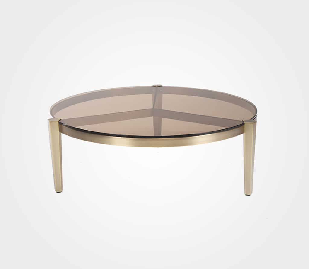 שולחן סלון גדול Vinc