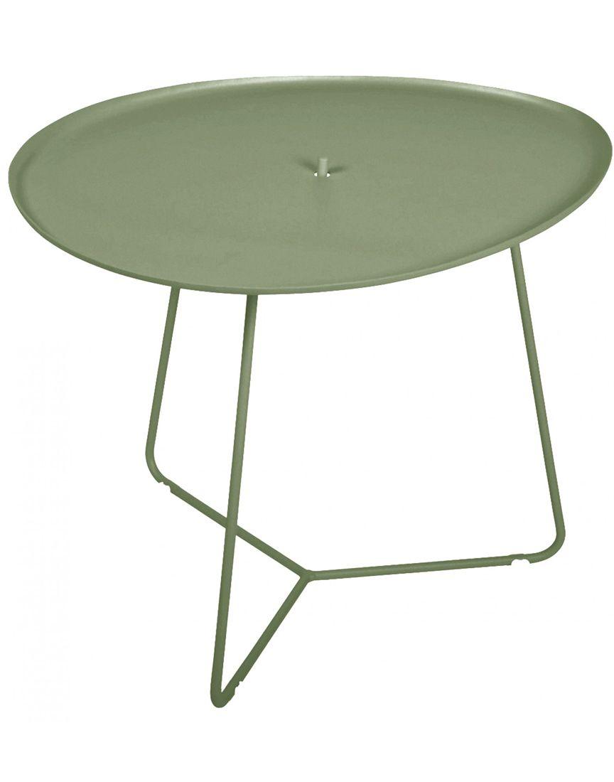 שולחן קפה לגינה Cocotte חאקי