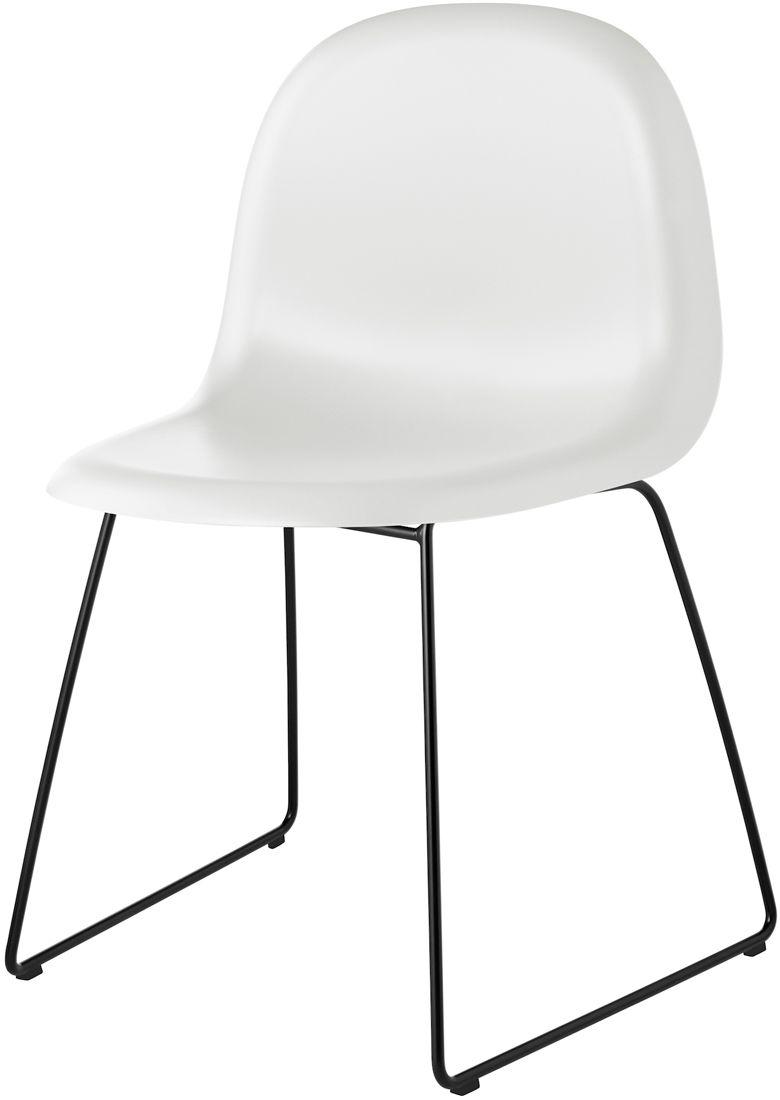 כסא פינת אוכל Rainy לבן