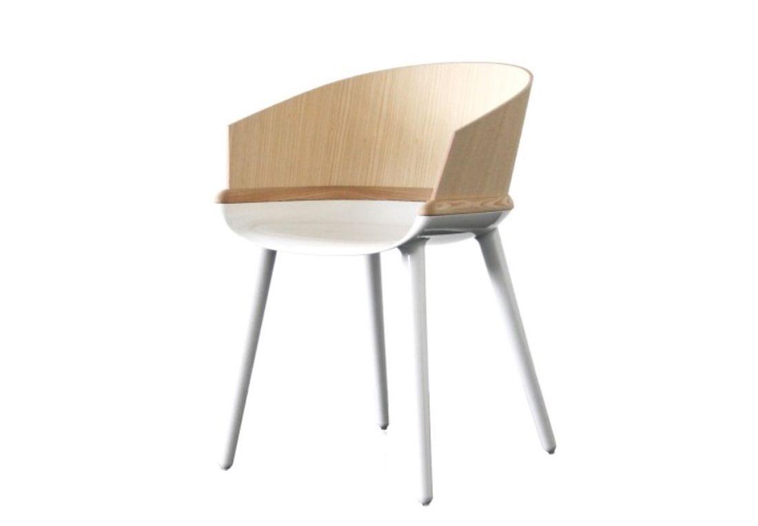 כסא Cyborg Ply עץ