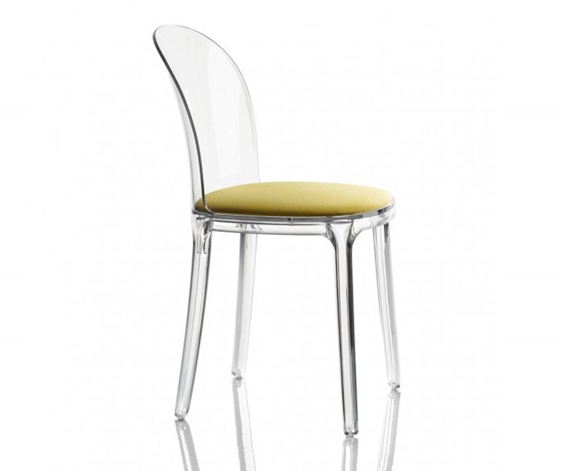 כסא vanity צהוב