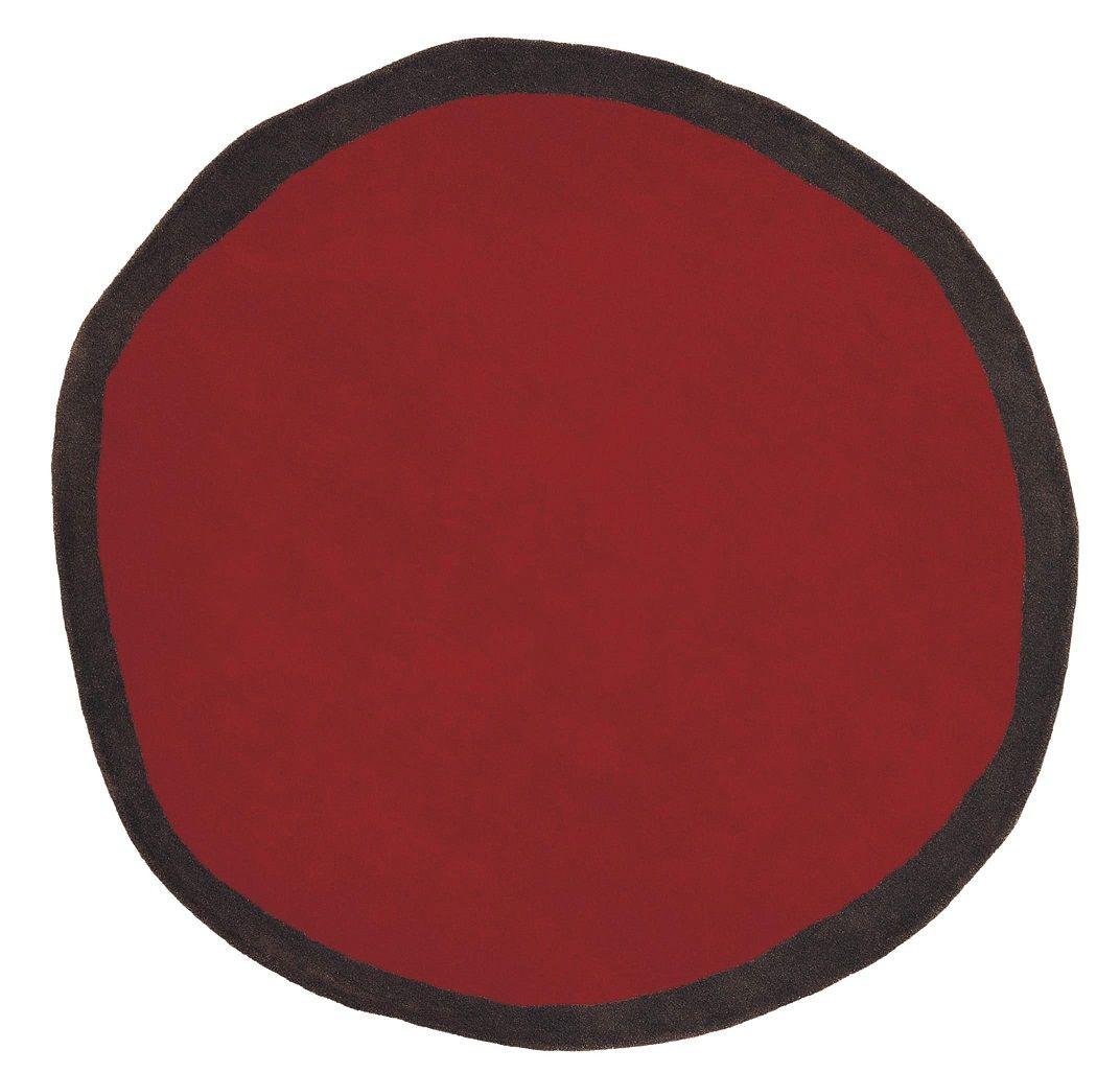 שטיח עגול AROS אדום
