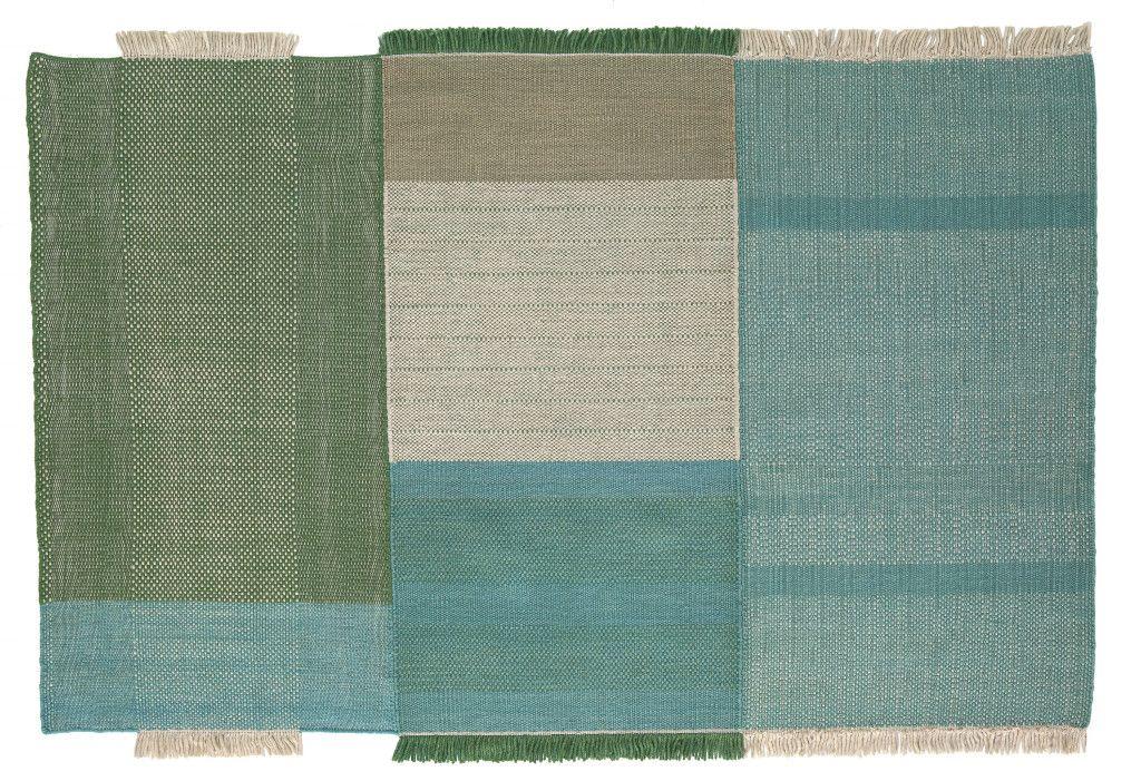 שטיח גאומטרי TRES GREEN