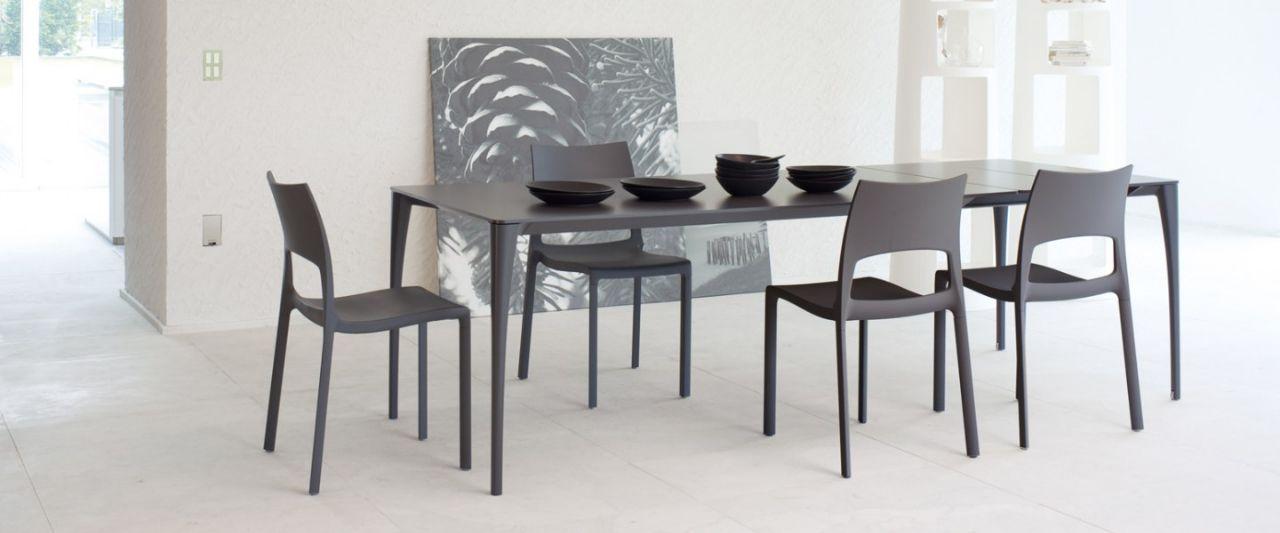 שולחן אוכל מלבני למינציה
