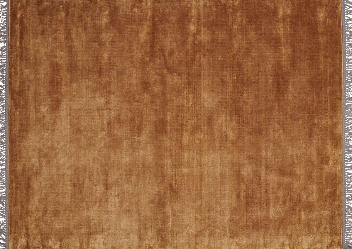 שטיח כתום חום