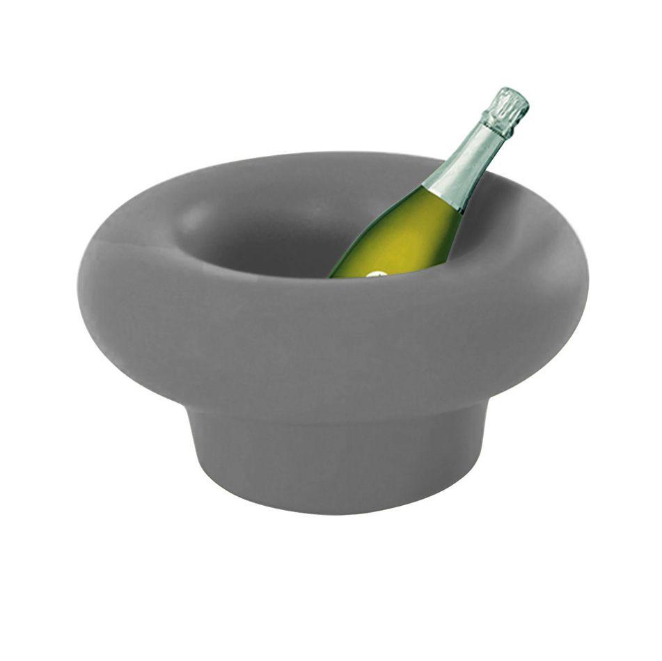 אביזר שולחני ליין בצבע אפור