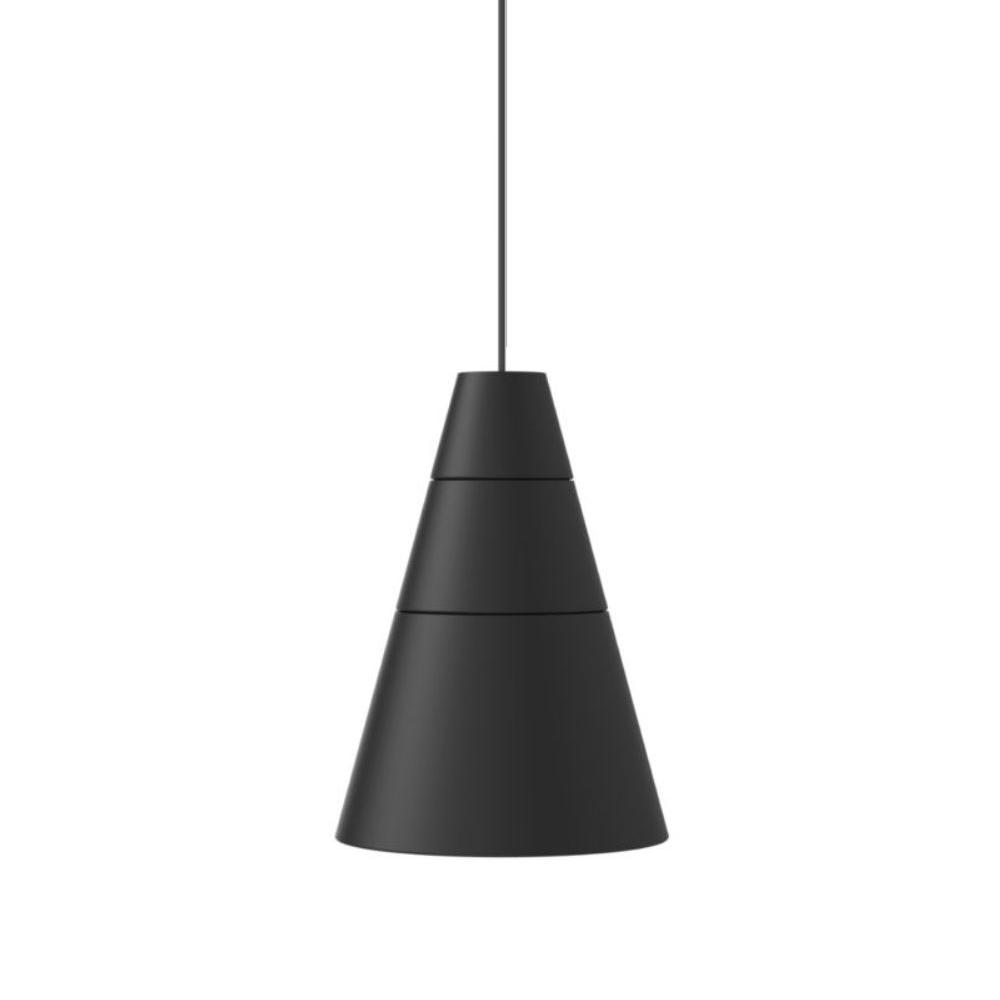 תאורה תלויה בצבע שחור ABC