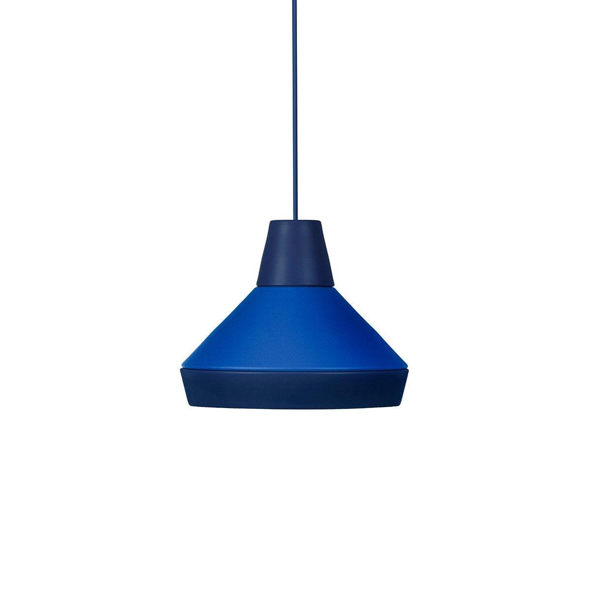 תאורה תלויה בצבע כחול AEF