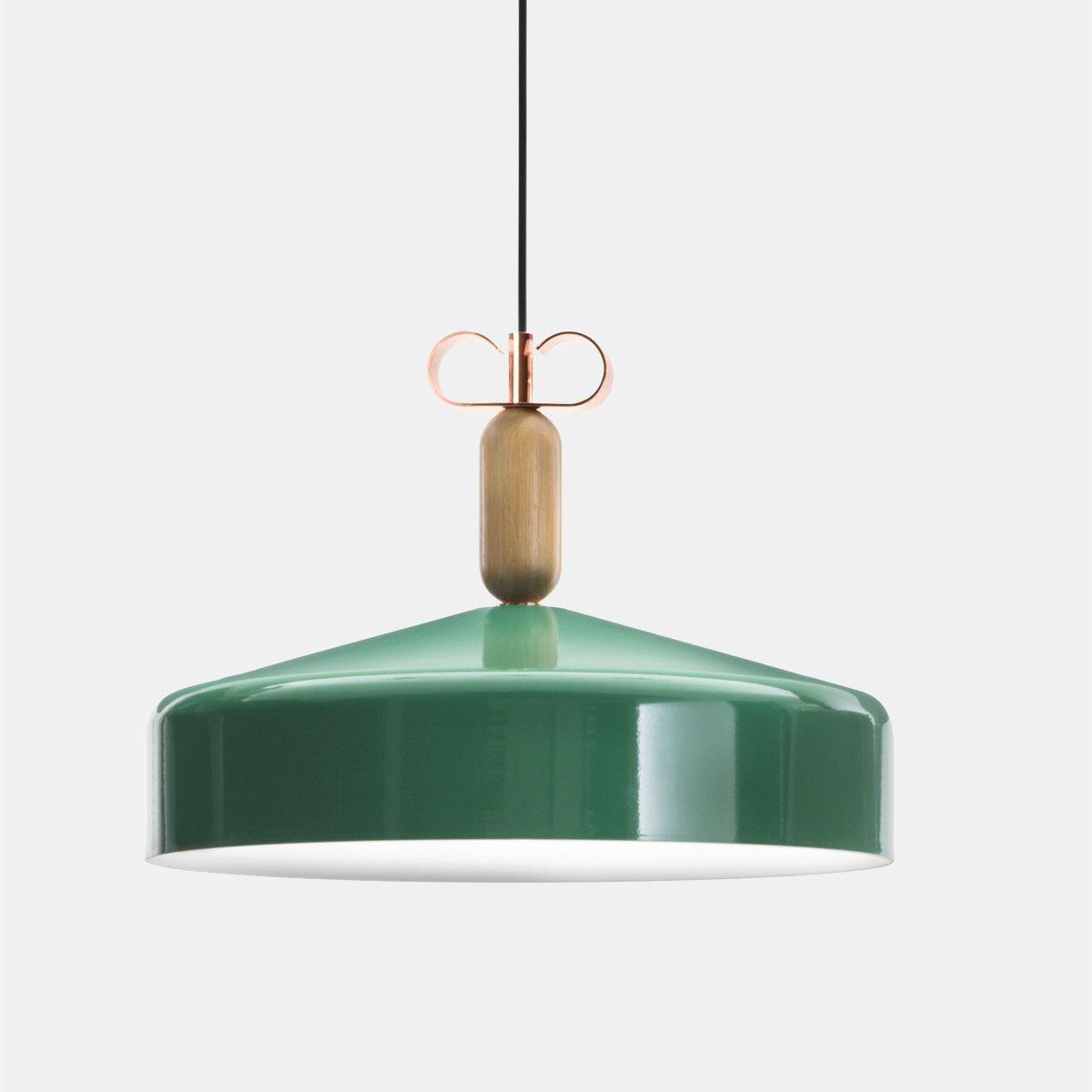 גוף תאורה תלוי – בצבע ירוק N2_10