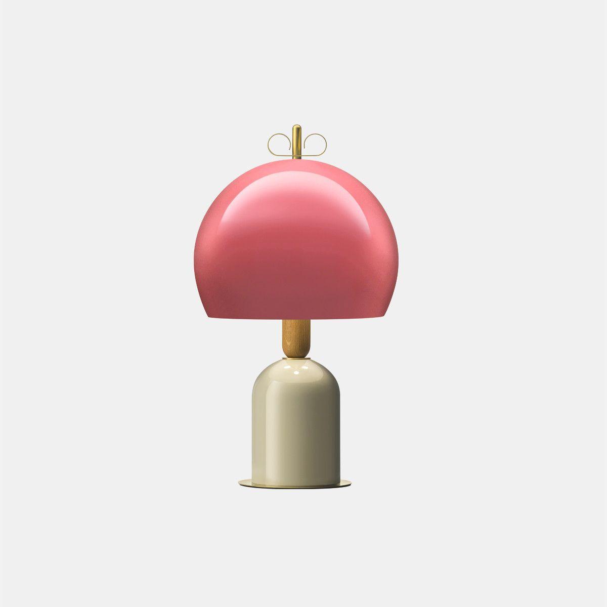 מנורת שולחן – בצבע ורוד N4_3EO