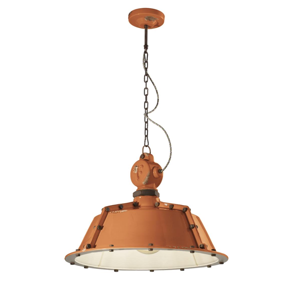 גוף תאורה בסגנון אורבני – בצבע כתום C-1720