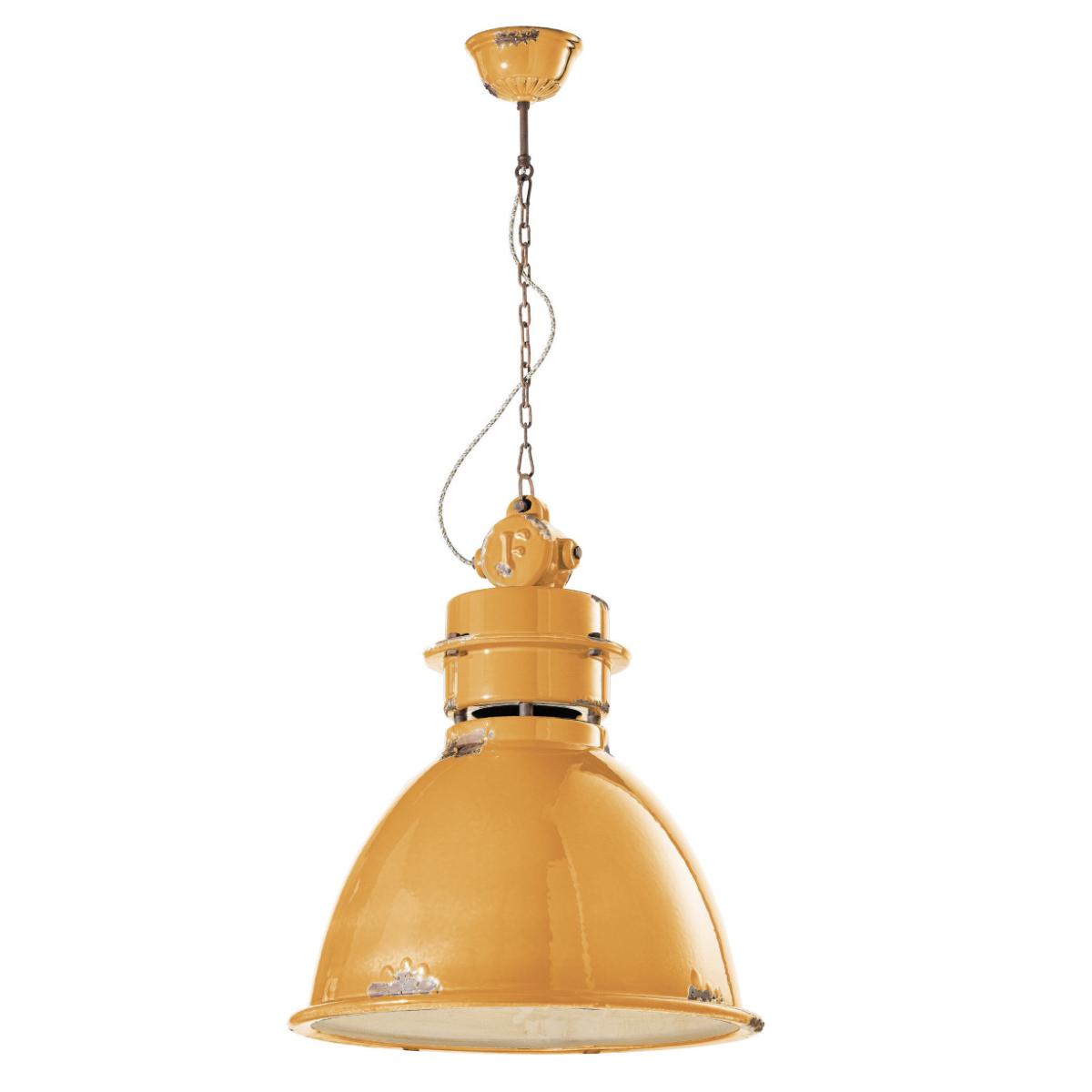 גוף תאורה בסגנון אורבני – בצבע צהוב C-1750