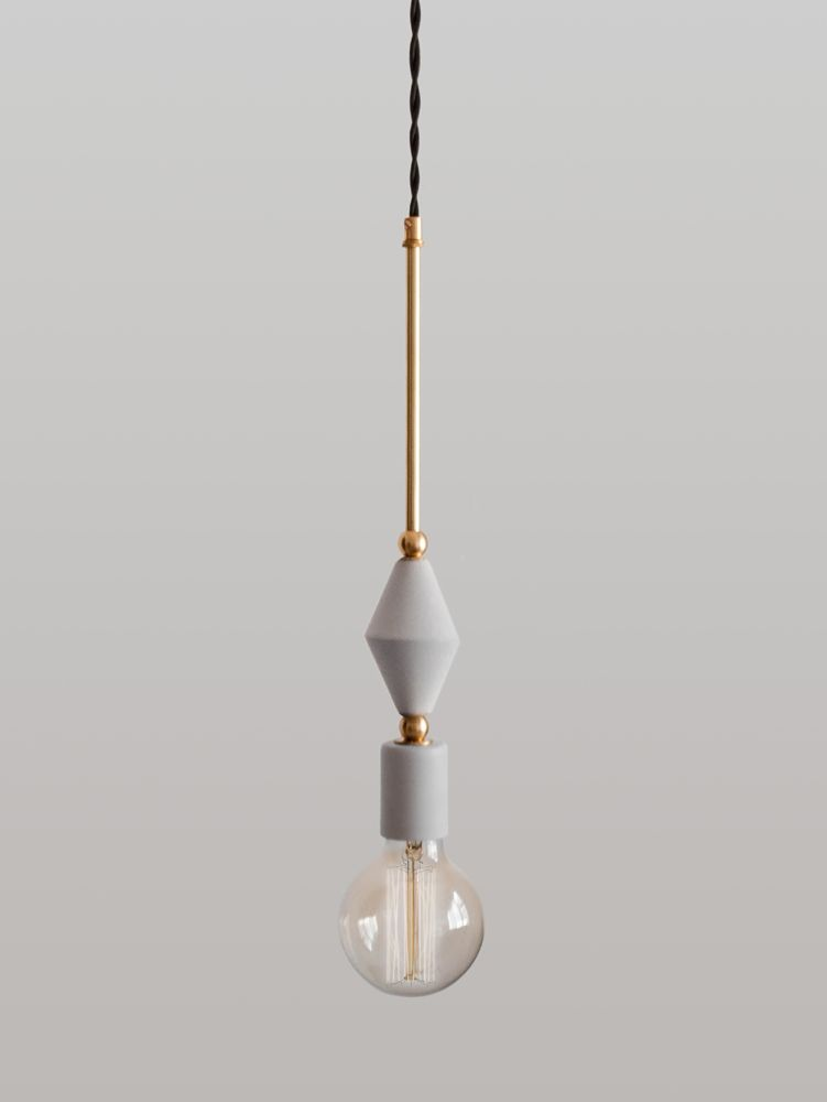Jewels and Beads pendant lamp v8