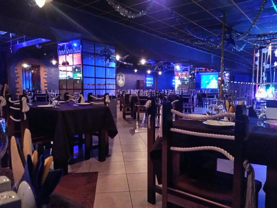 Черная каракатица смоленск фото зала