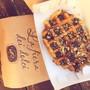 Магазин по продаже бельгийских вафель La fiera dei dolci