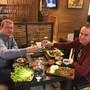 Ресторан корейской кухни Пак Дегам