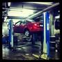 Автотехцентр для Mazda, Ford Fservis