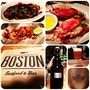 Ресторан Boston Seafood & Bar — где попить чаю