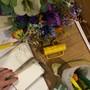 Школа флористики Цветок сакуры