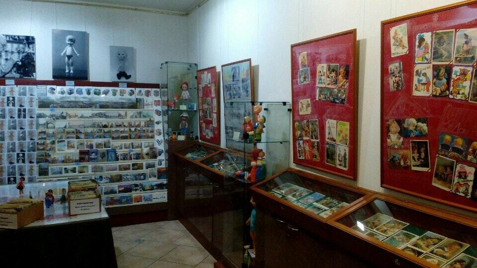 Музей детской открытки спб