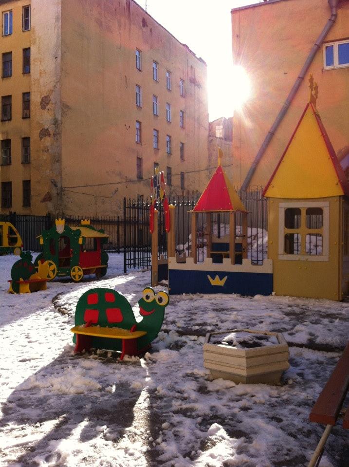 детские сады компенсирующего вида в центральном районе спб