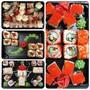 Служба доставки суши Япония