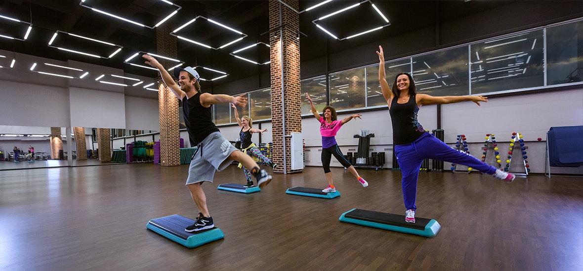 Создание доброжелательной обстановки в фитнес-клубе.
