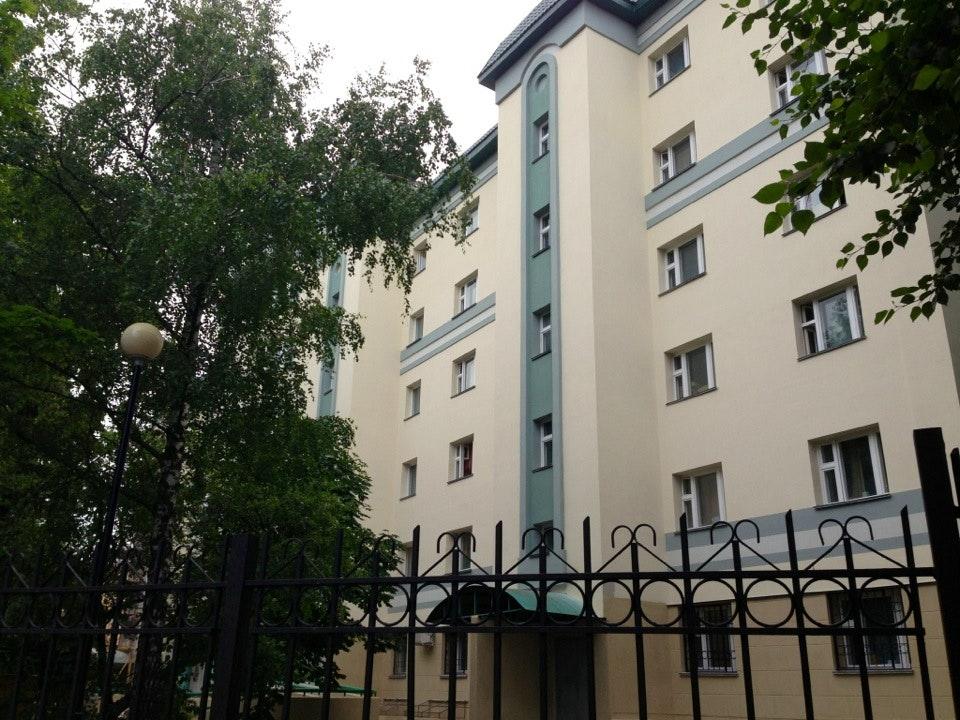 фото общежитие мгюа на ленинском этом скине